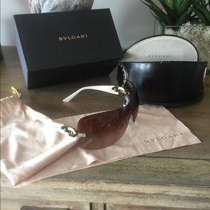 Beautiful. Sexy &Glamorous Bvlgari sunglasses